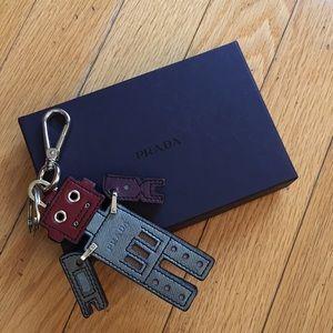 Prada Robot Key Chain (Trick)